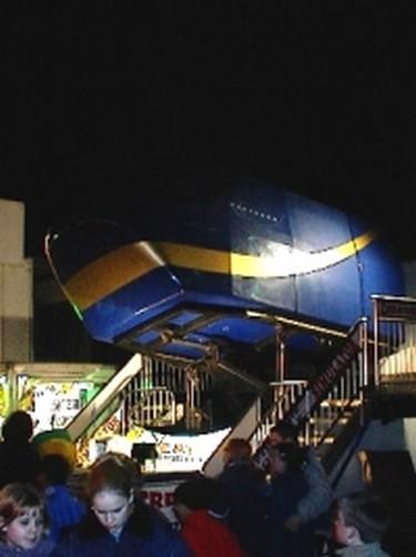 Astra Jet Flight Simulator