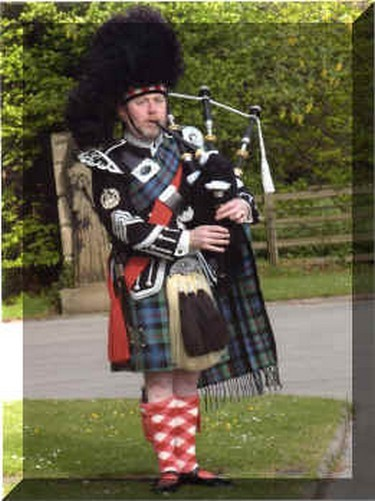 Scotlands unforgettable classic sound of the unmistakable bagpipes