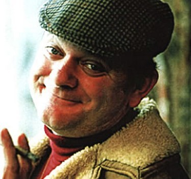 Steve has impersonated Del Boy for years.