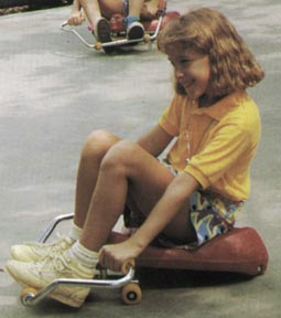 Kid Powered - Roller Racer