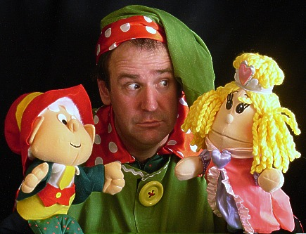 Festive Season Puppet Pantomime