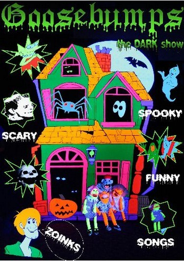 UV Puppet Show