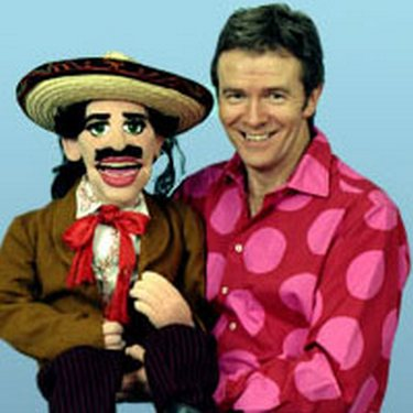 Probably the best ventriloquist act in the UK