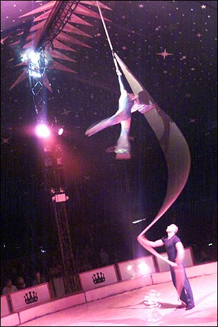 Bringing colour, fun and spectacular new circus to your event.