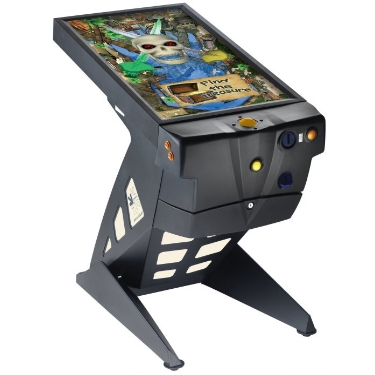 Animated pinball with ingenious 3D graphics