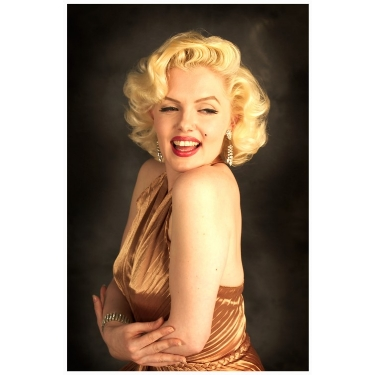 Suzie Kennedy as Marilyn Monroe Lookalike
